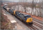 CSX 509 and 165