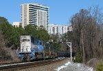 GMTX 9044 running LHF with a empty ethanol train