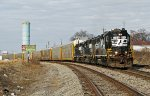 NS 5188 leading GE22 south