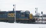 CSX 2743