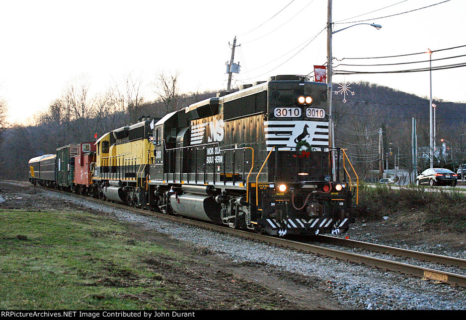 NS 3010 Toys for Tots