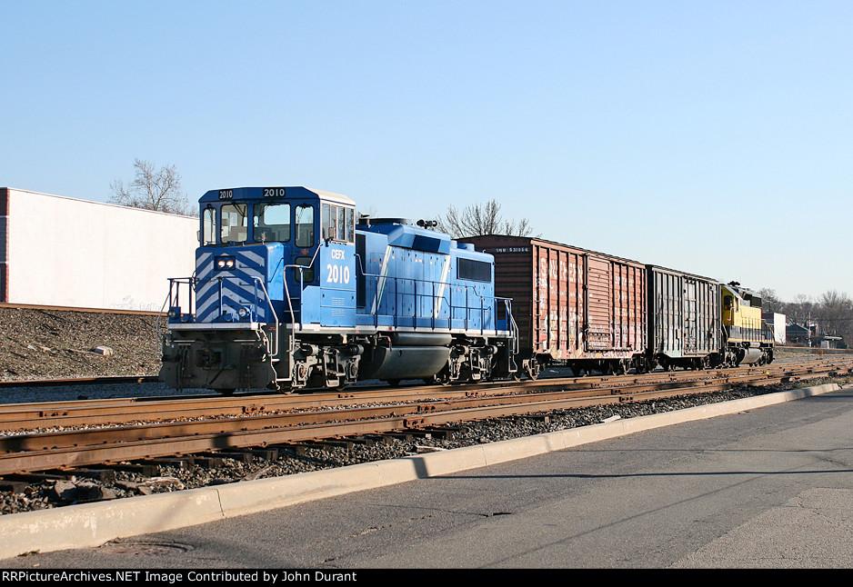 CEFX 2010 on WS-2