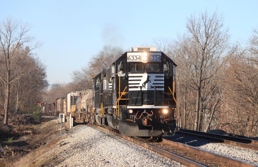 NS 6334 / NS A23