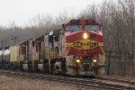 BNSF 657