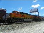 BNSF C44-9W 4547