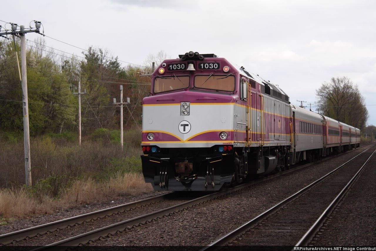 MBTA 1030 again
