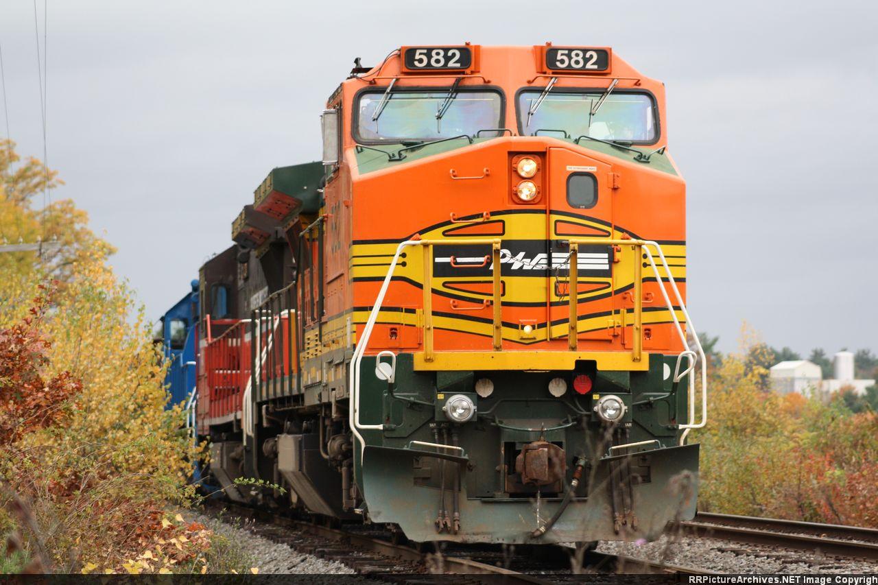 BNSF 7426