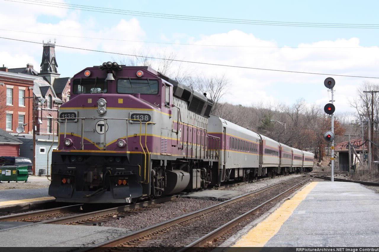 MBTA 1138