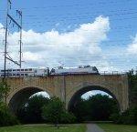 NJ Transit ALP46 4615