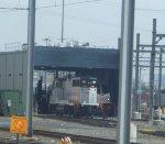 NJ Transit MP20B-3 switcher 1001