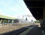 NJ Transit Arrow III Single Unit 1318 leads 417