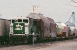 BNSF 9229