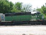 BNSF 1835