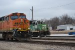 BNSF - From the Branchlines to the Mainlines!