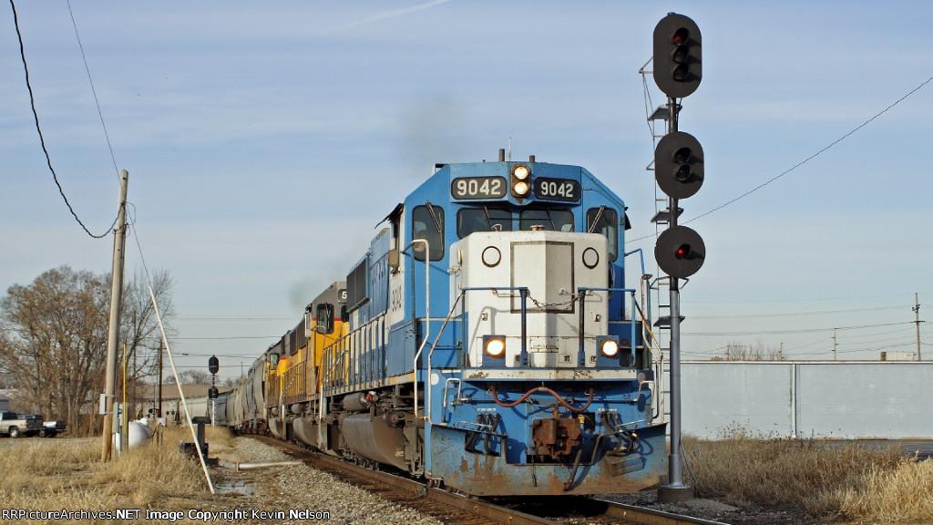 GMTX 9042 SD60