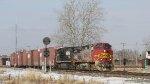 BNSF 762 C44-9W