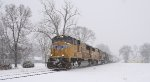UP 4218 SD70M
