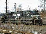 NS EMD SD70M-2 2717