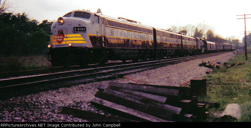 """CP 1400 takes """"the hole"""" at Fogg"""