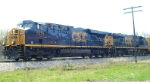 Q247-11 behind CSX 5318 & 5319 at Fogg