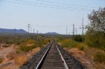 Track to Grupo Mexico Intermodal Terminal in Hermosillo