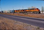 BNSF on the MRL