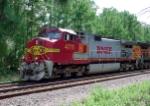 BNSF 4711 On Timber Rock Railroad