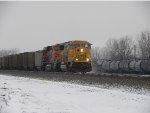 EB coal train 680