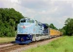 UP 1982 Westbound UP Navasota Sub