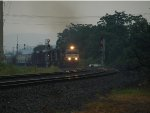 NS in the rain