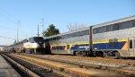 Amtrak 537 and 538