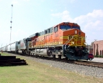 BNSF 7664 ES44DC