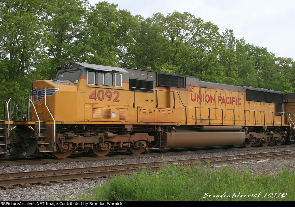 UP #4092