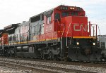 CN #2113 at Effingham