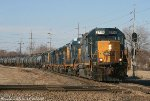 ^ CSX units on the local