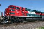 Brand new Ferromex SD70ACe #4017