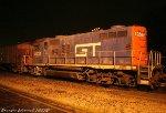 GT 4632 at  night