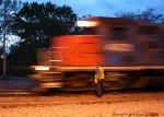 Grand Trunk blur