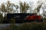CN 6017 works Lang yard