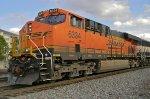 BNSF ES44AC #6334