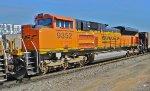 BNSF SD70ACe 9352