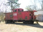 NS Caboose