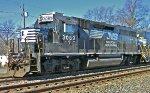 NS GP40-2 3089