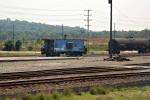 Unknown Conrail caboose.