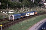 Ontario Northern Passenger Train