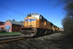 CSX Q091 with UP power