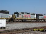 NS Train 339 with KCS 601