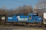 Ex Conrail on NS Train 393