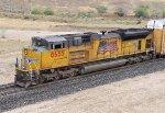 UP 8655 (SD70ACe) Bena CA. 11/18/2011