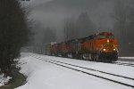BNSF 4014 East